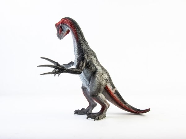 Therizinosaurus with long claws